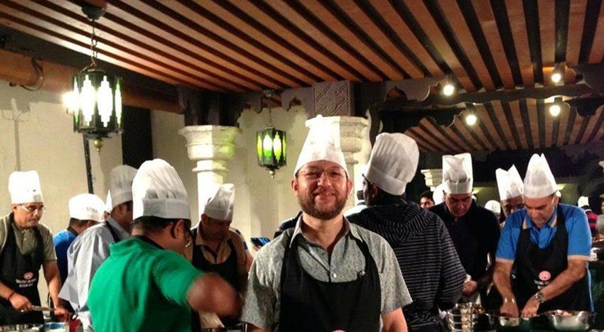 Living in Goa, baking artisanalbread