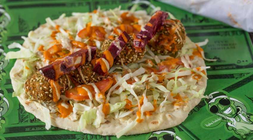 Falafel Sandwich-2