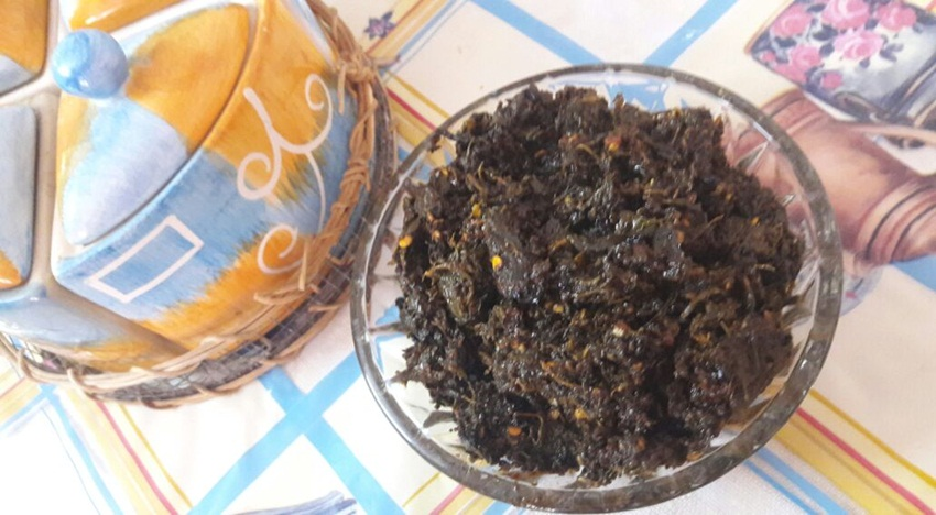 Food Memory Project: Coming home to gongura pachadi