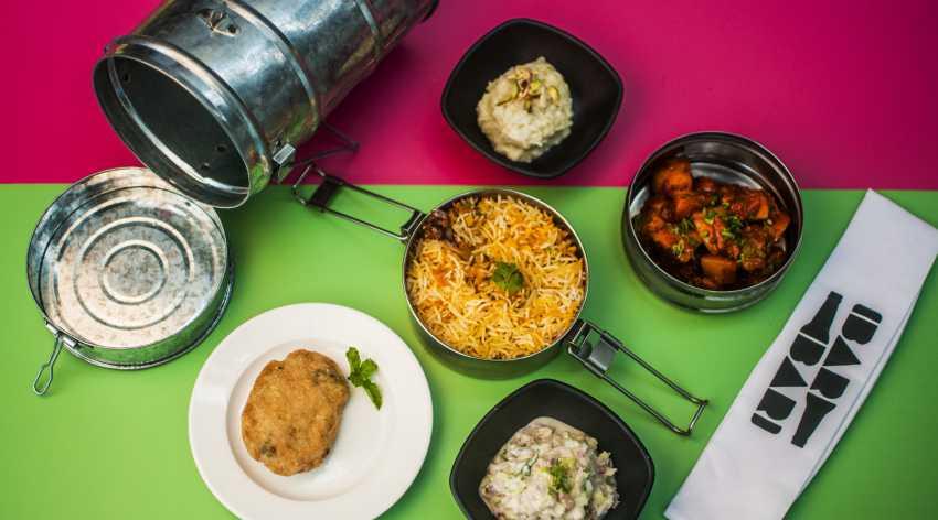 The Bohri Kitchen BAR BAR Dabba