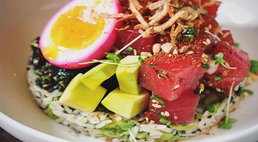 Poké: In a bowl from Hawaii to India