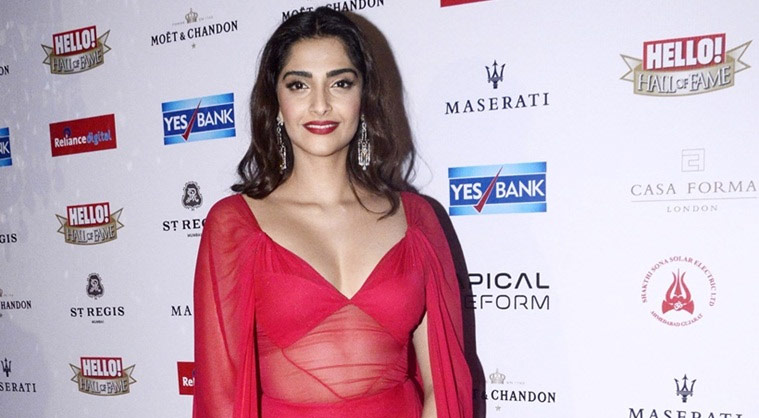 Sonam Kapoor loves pav bhaji, pani puri and sugar-free cakes: The Foodie interview