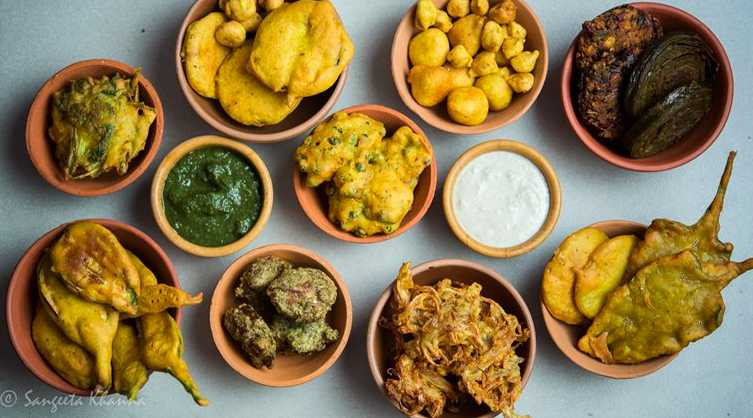 From Fulouri to Mungodi : The lost pakodas of Hindustan