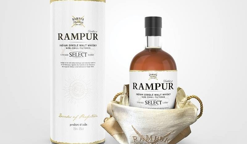 Rampur Whisky: Another Indian single malt breakscover