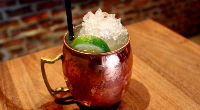 Happy 75th birthday, Moscow Mule