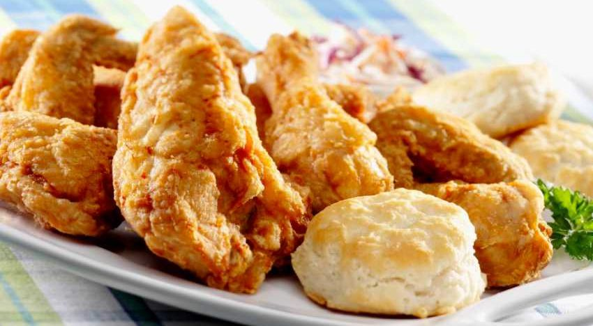 Now, get your Genuine Broaster Chicken in Versova
