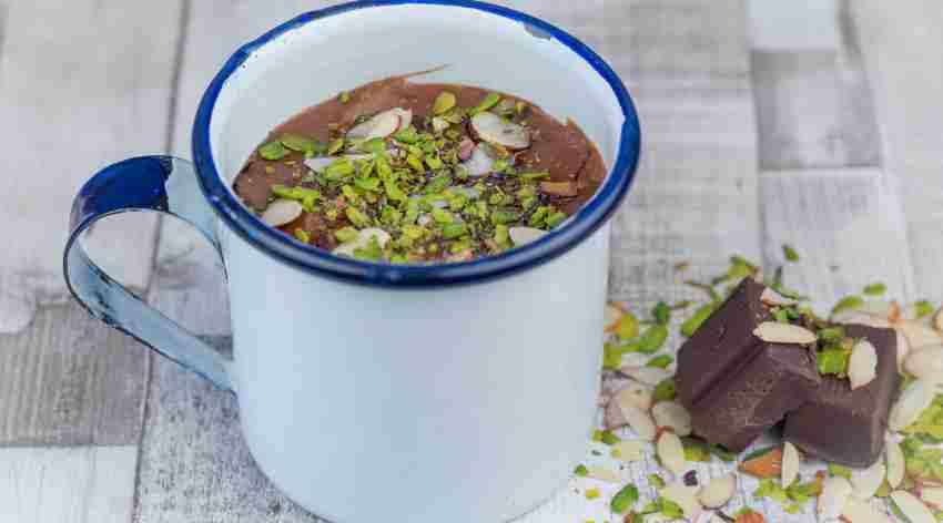 Chocolate Roti Porridge 3-min