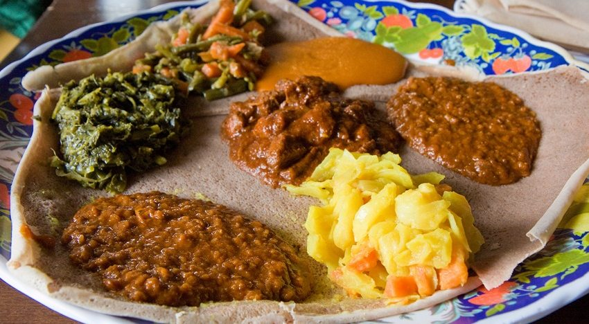 The country's first Ethiopian restaurant to open in Chennai