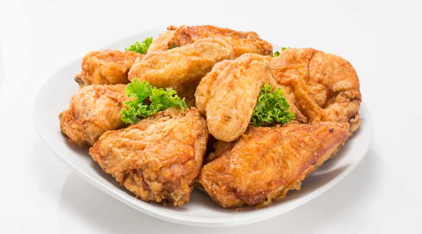 Genuine Broaster Chicken Platter