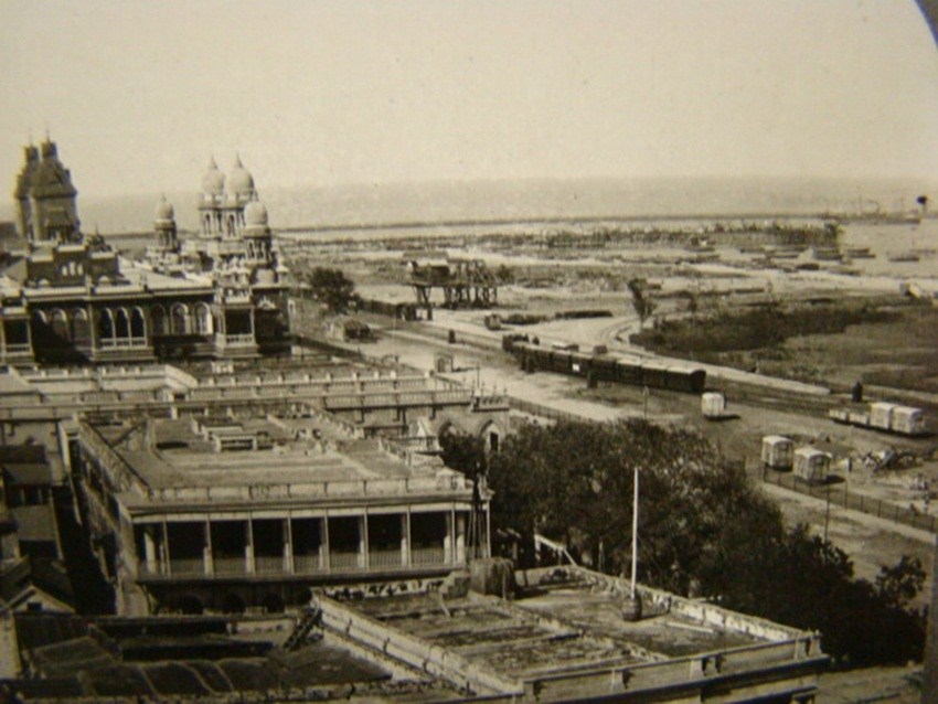 Madras city