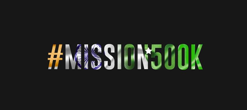 Mission500K