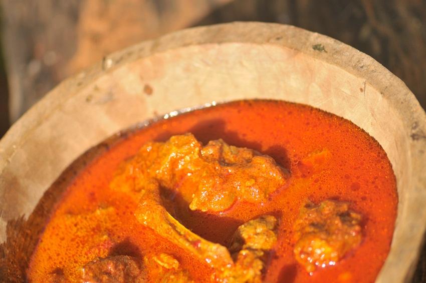 Mutton in Kala Masala