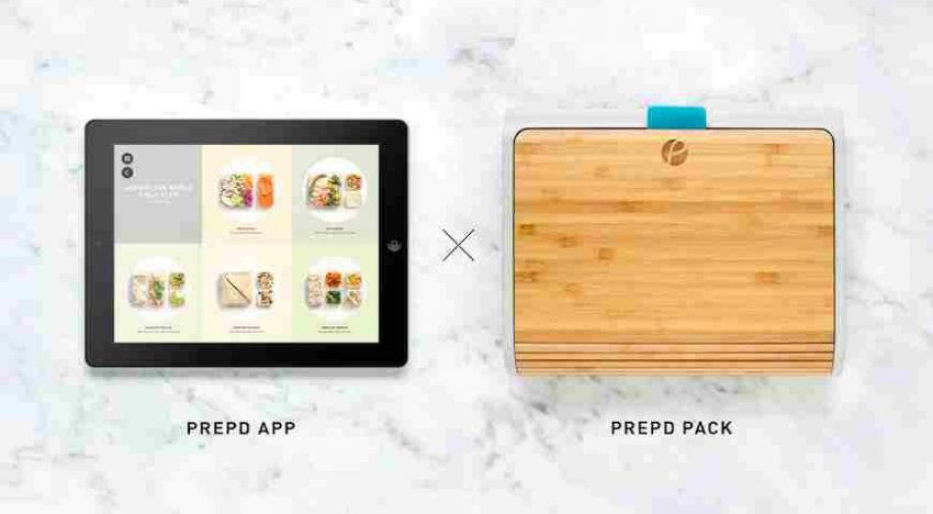 A stylish, health-conscious lunchbox that comes with an app of itsown
