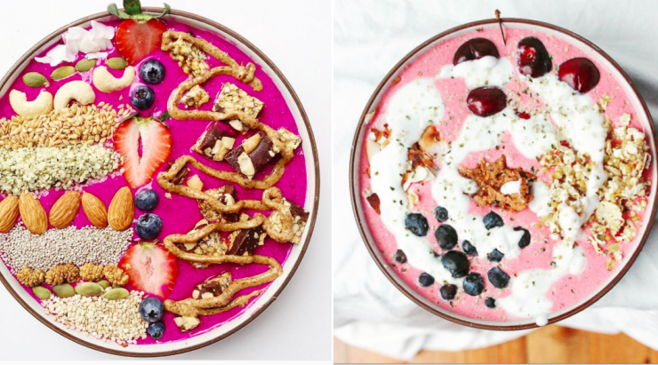 Smoothies like you've never seen thembefore