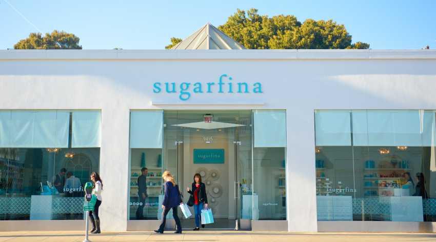 Sugarfina Beverly Hills - exterior 2