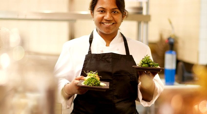 Mumbai chef makes Kerala-style dishes to win Food Network show,Chopped