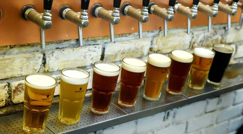 International Beer Day: 24 craft beers, 16 different styles at Brewbot thisweekend