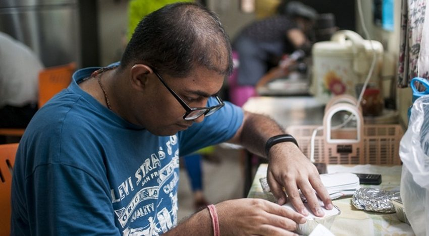 Arpan Dabba Service: Beating autism and otherodds