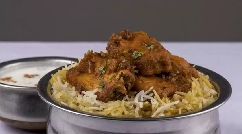 Meghana foods chicken biryani - Zomato