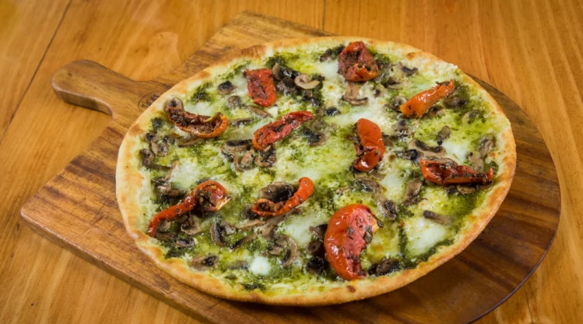 Pesto Pizza