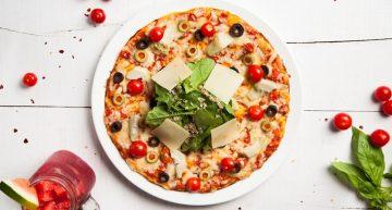 Marinara at Gustoso and tomato-pesto-mozzarella pizza at Indigo Deli: Mumbai's bestpizzas