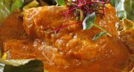 Food Memory Project: Amminiamma's meenpollichathu