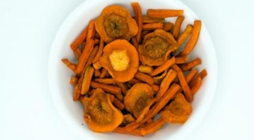 Short takes: Carrot chips and other healthysnacks
