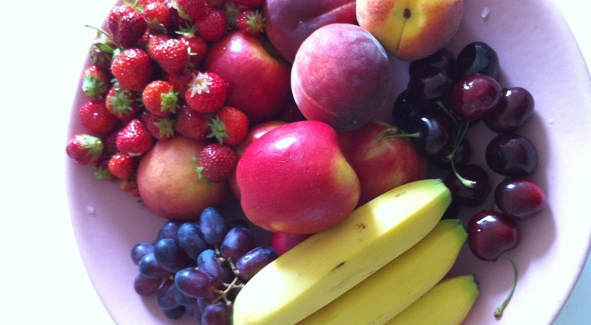 Why you need to include fruit in your daily diet
