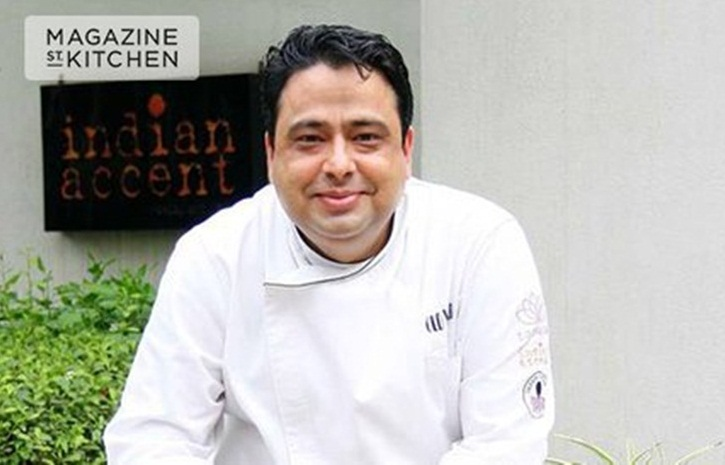 Book early: Indian Accent's Manish Mehrotra's in the kitchen at Magazine St