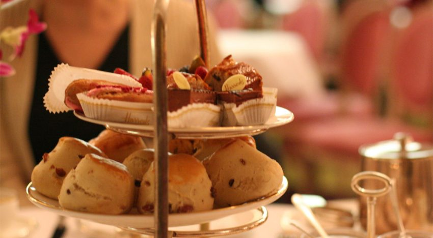 Bake tea cakes and baby lemon cakes thisweek