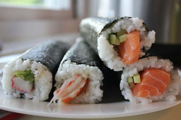 sushi- Harald Groven, Flickr