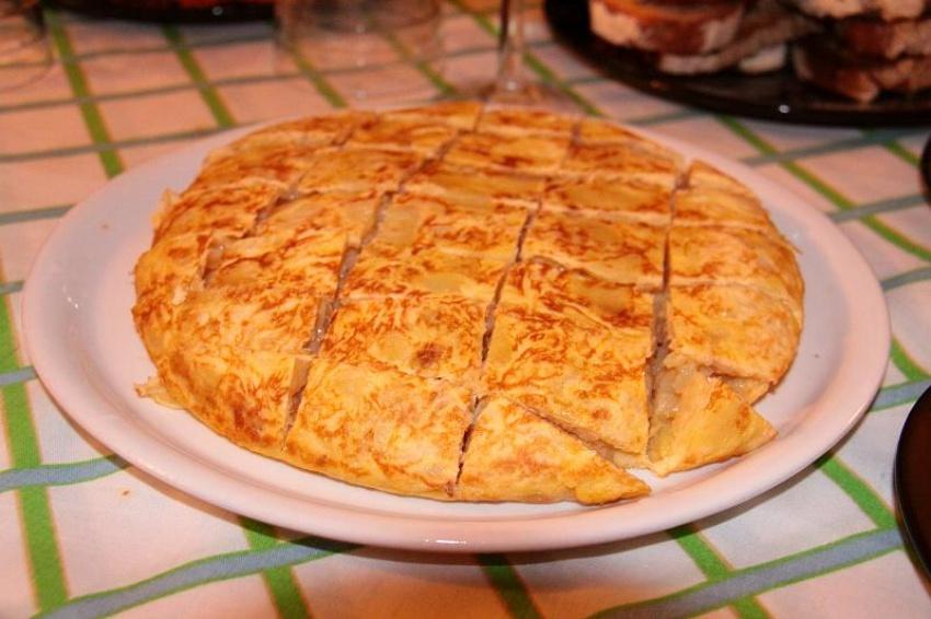 tortillas espanola