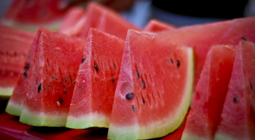 Don't throw away watermelon seeds