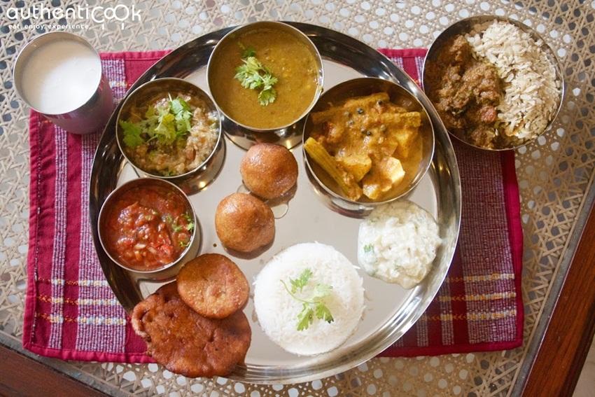 Bihari Pop-up authenticook