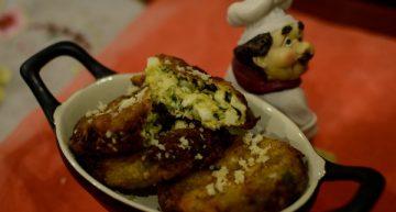 Food Memory Project: Shirinbai's cheese eedacutlets