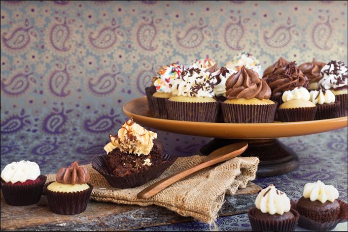 Cupcakes_The Boston Cupcakery