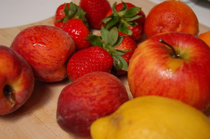 Fruits - nadja robot