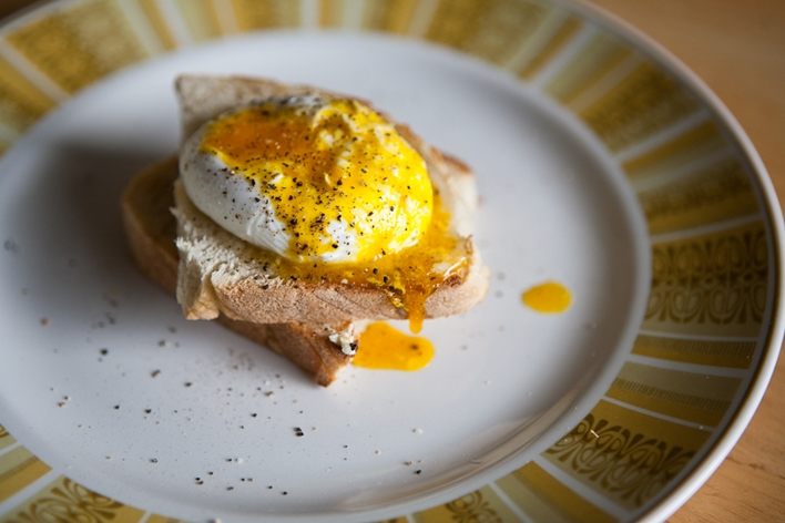 Poached egg_Deann Barrera
