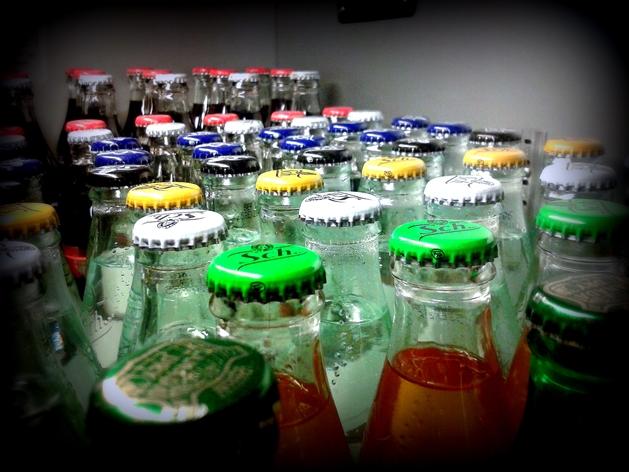Soft drinks - La Vina Liverpool, Flickr