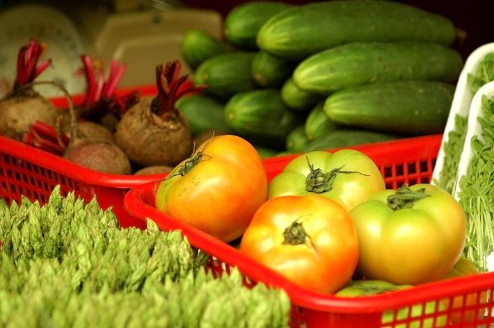 fresh veggies - danny O. Flickr