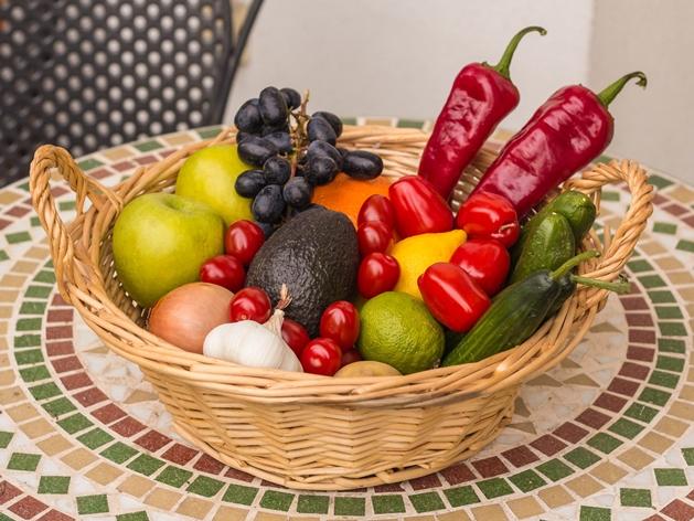 fruits and Veggies - Christine und David Scmitt