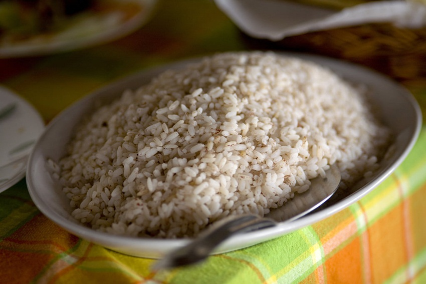 kerala rice by Charles Haynes