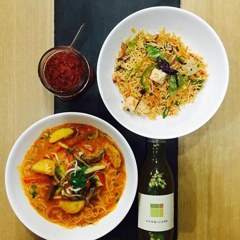 Asian food - I-Herbivore