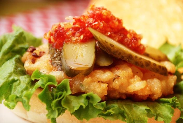 Desi Deli- kolumburg Burger