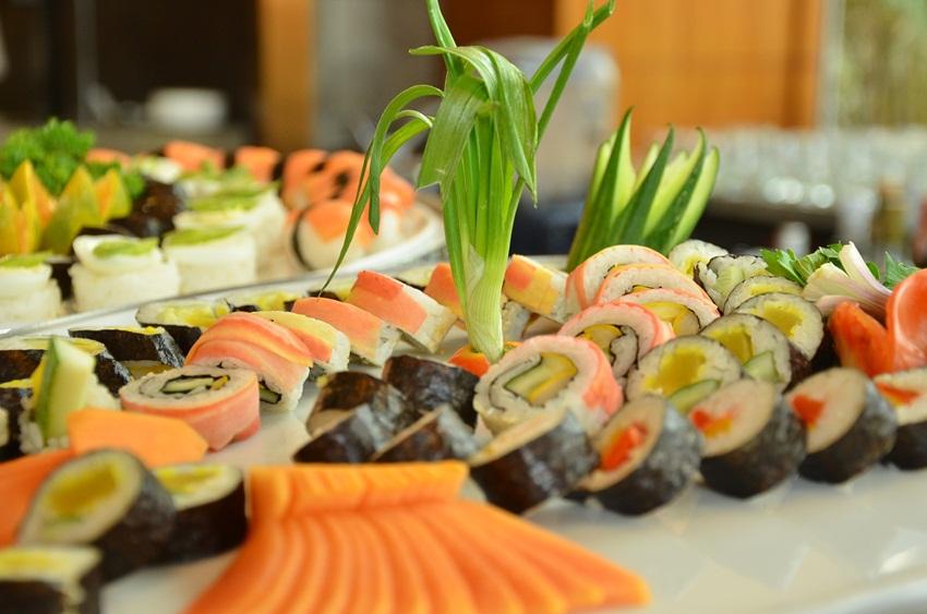 Latitude - Sushi