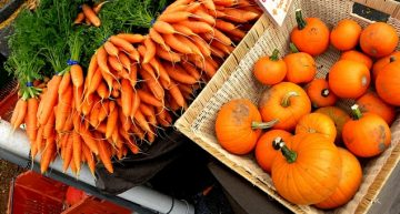 Why you need to eat foods rich incarotenes