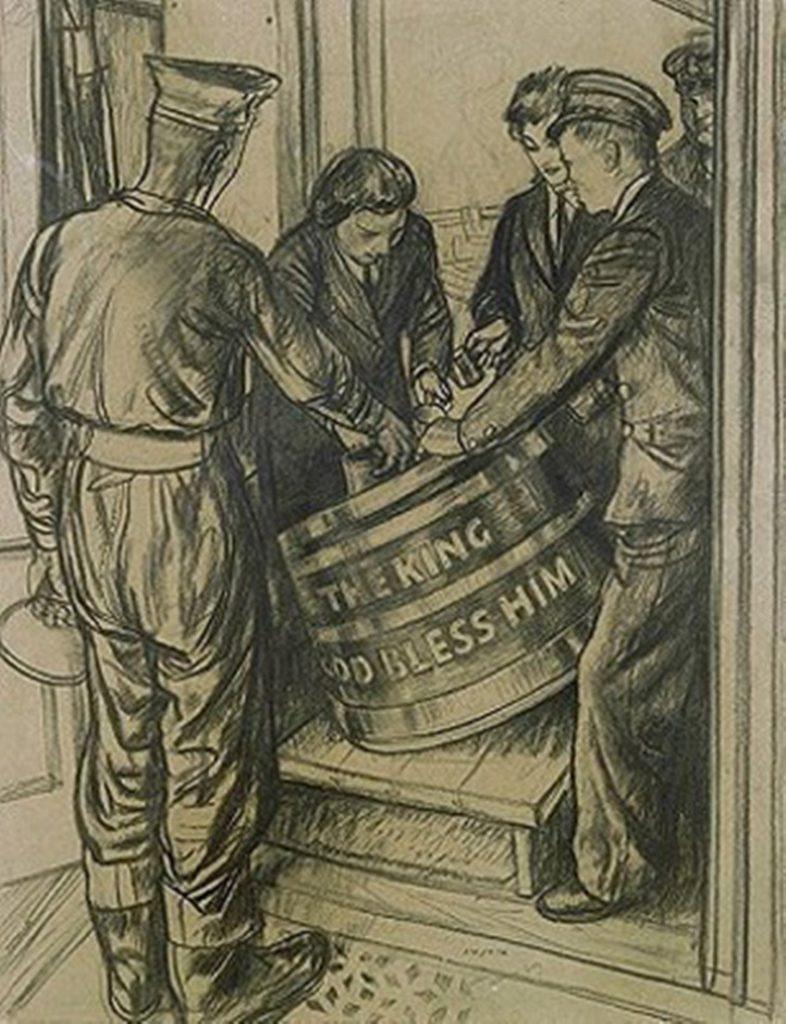 Robert Sargent rum