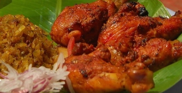 Why you must try Agashi Chicken Bhujing inVirar