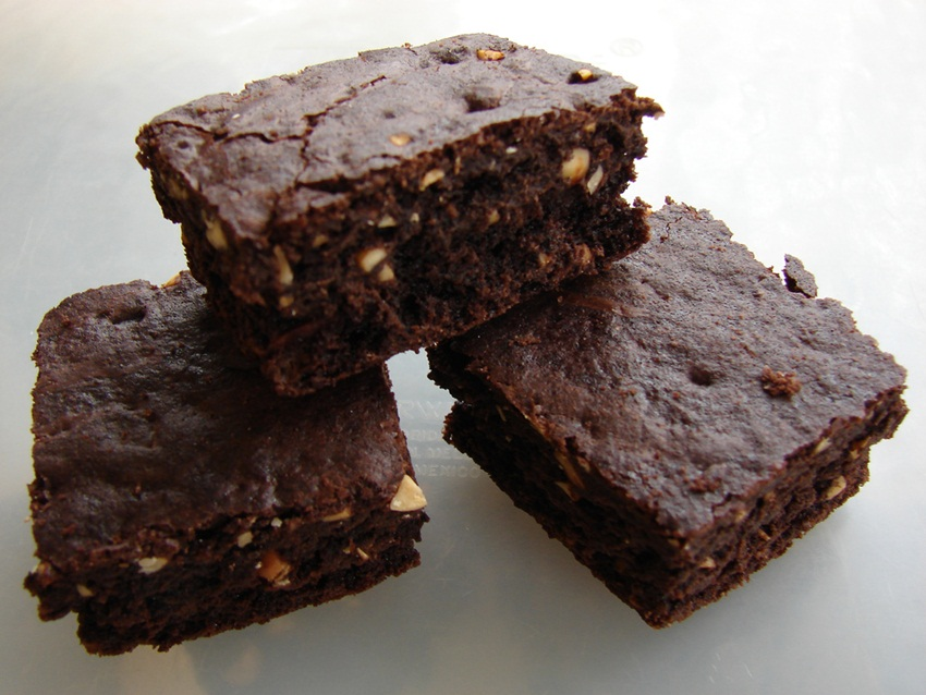 brownie - yum9me - flickr