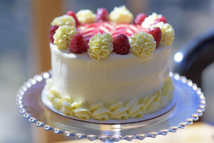 cake baking story - Al Case
